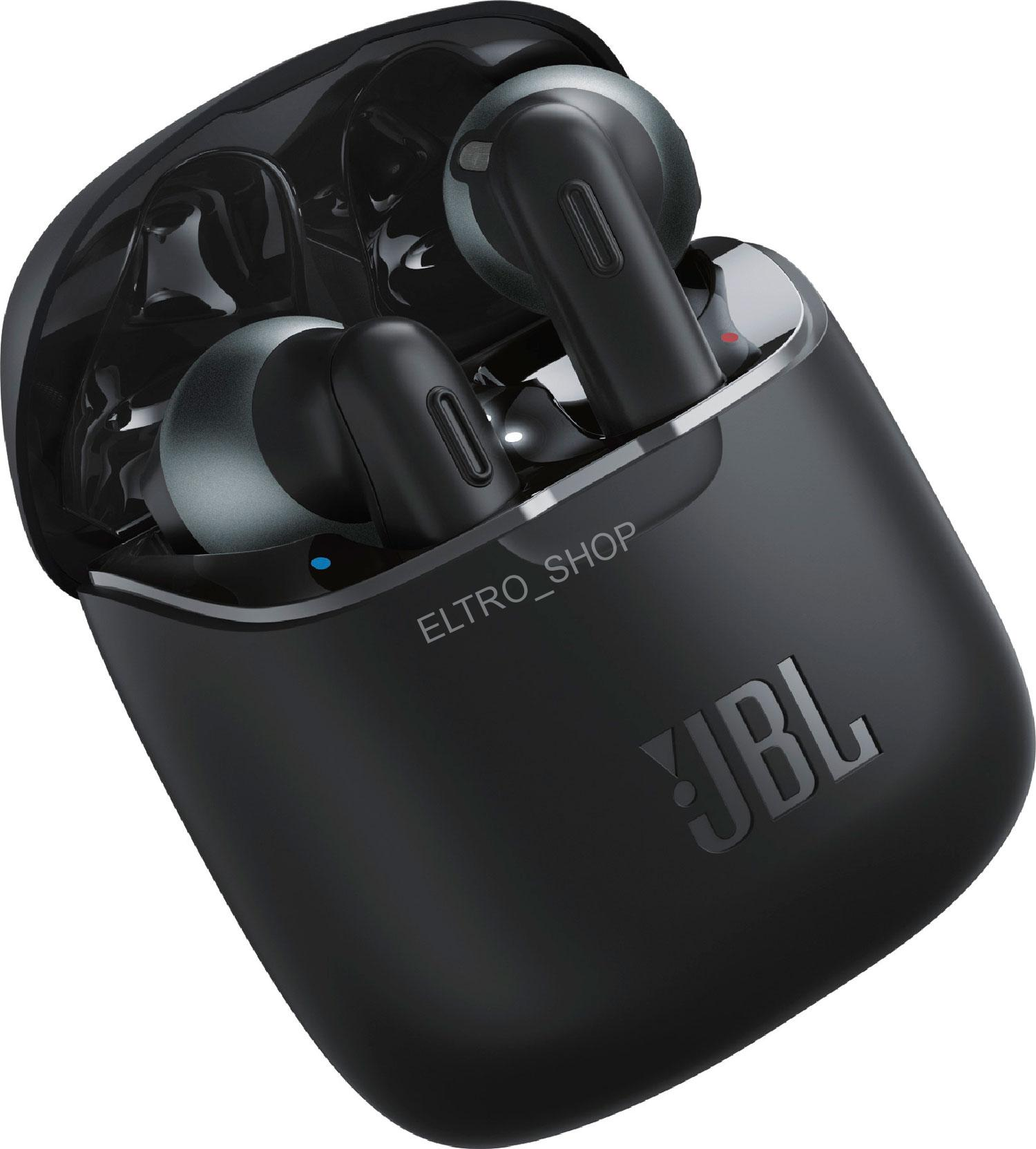 JBL TUNE 220TWS BLACK True Wireless slúchadla