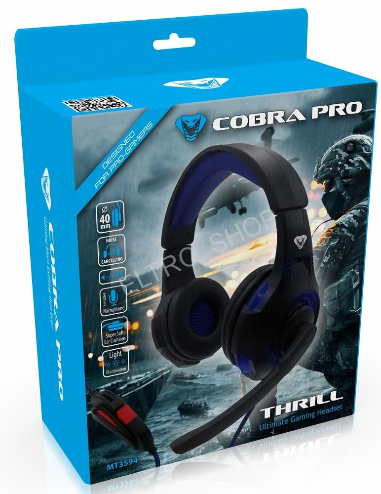 MEDIA-TECH COBRA PRO THRILL MT3594