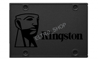 KIngston 480GB SSD A400 Kingston SATA3 2.5 500/450MBs