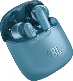 JBL TUNE 220TWS BLUE True Wireless slúchadla