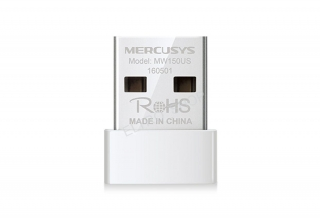 Mercusys MW150US N150 Wireless Nano USB Adapter USB 2.0