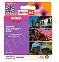ActiveJet AB-985M | Magenta | 19,5 ml | Brother LC985M