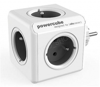 PowerCube grey rozvodka 5x.