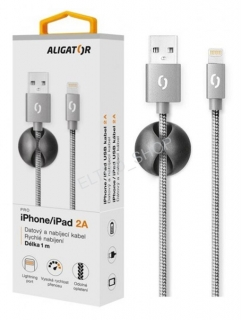 Kabel USB Apple  ALIGATOR DATKP05 2A