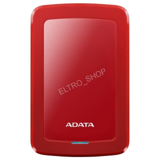 "Pc HDD 2,5"" Adata HV300 2tb red"