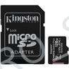 Kingston 128GB microSDXC Kingston Canvas Select Plus A1 CL10 80MB/ s + adapter
