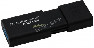 Kingston 128GB DT 100 g3 USB kľúč